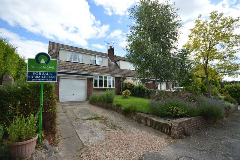 4 Bedrooms Semi Detached House for sale in Gregory Crescent, Harworth, Doncaster, DN11