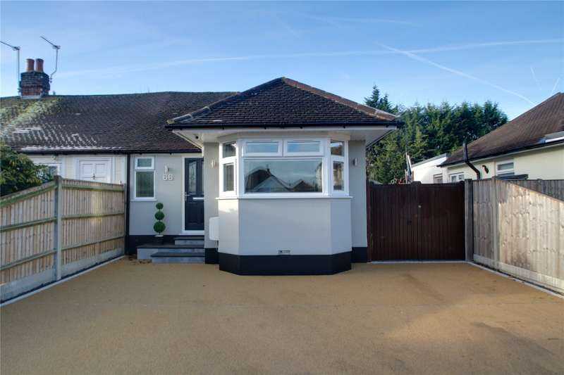 2 Bedrooms Bungalow for sale in Fordwater Road, Chertsey, Surrey, KT16