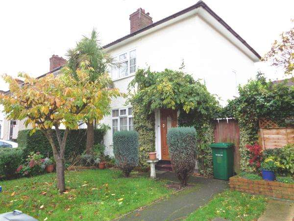 3 Bedrooms End Of Terrace House for sale in Oldberry Road, Edgware, HA8