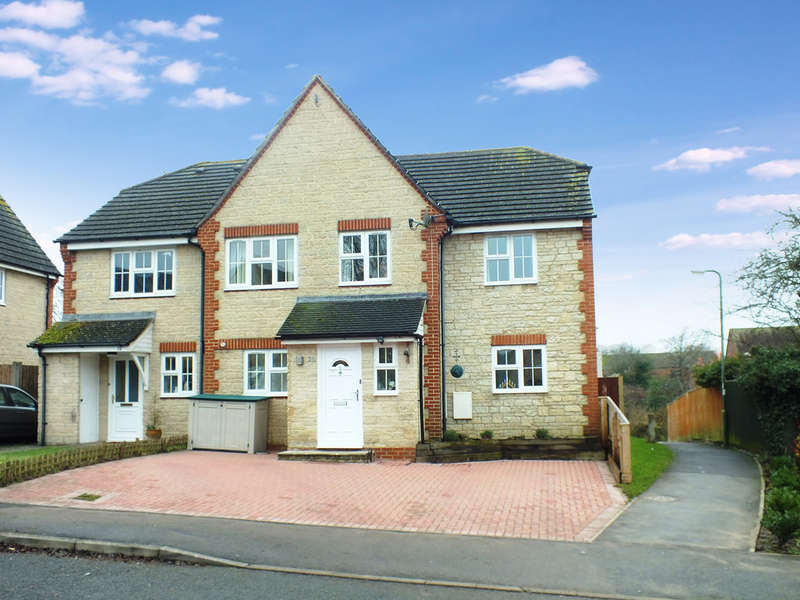 4 Bedrooms Semi Detached House for sale in Faringdon