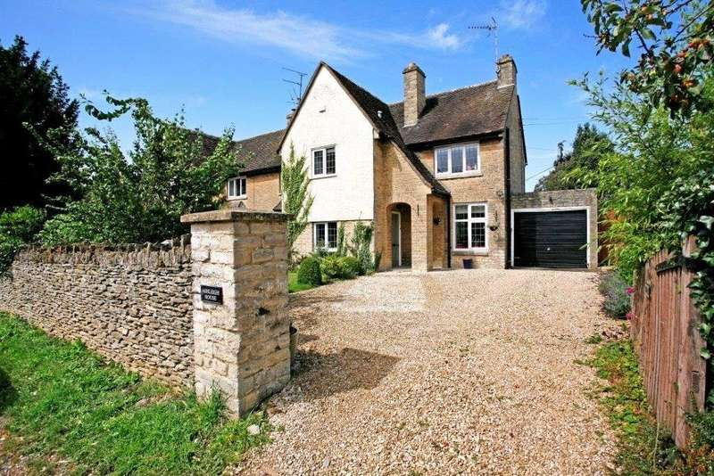 3 Bedrooms Semi Detached House for sale in Oxleaze Road, Tetbury