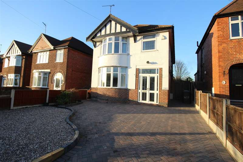 3 Bedrooms Property for sale in Derby Road, Bramcote