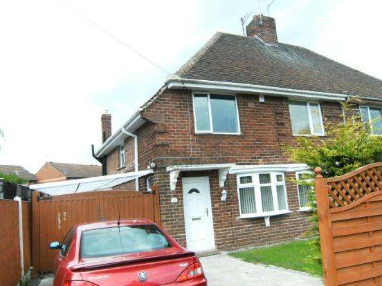 3 Bedrooms Property for sale in Shaw Crescent, Hucknall, Nottingham