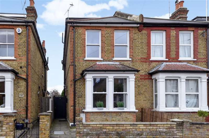 3 Bedrooms Property for sale in Dawson Road, Kingston Upon Thames