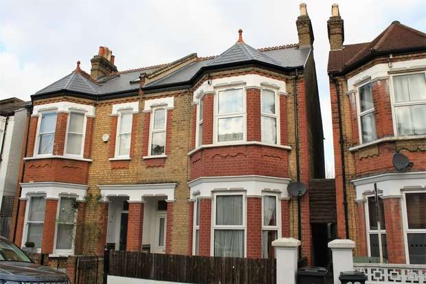 4 Bedrooms Semi Detached House for sale in Hainthorpe Road, West Norwood, London