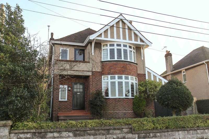 4 Bedrooms Detached House for sale in Kings Road, Clevedon