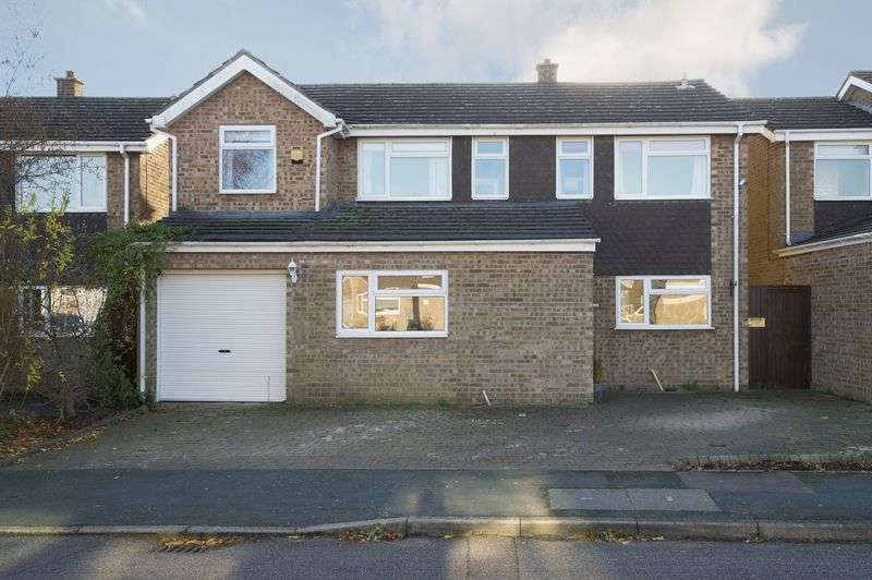 4 Bedrooms Detached House for sale in Great Staughton, St Neots