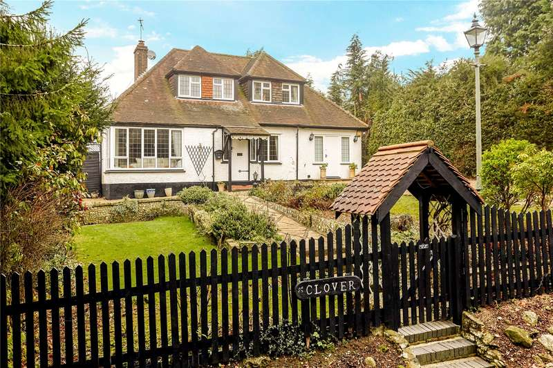 3 Bedrooms Detached House for sale in Netherne Lane, Merstham, Redhill, Surrey, RH1