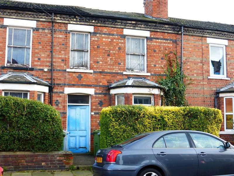 3 Bedrooms Terraced House for sale in Harcourt Street, Newark, NG24
