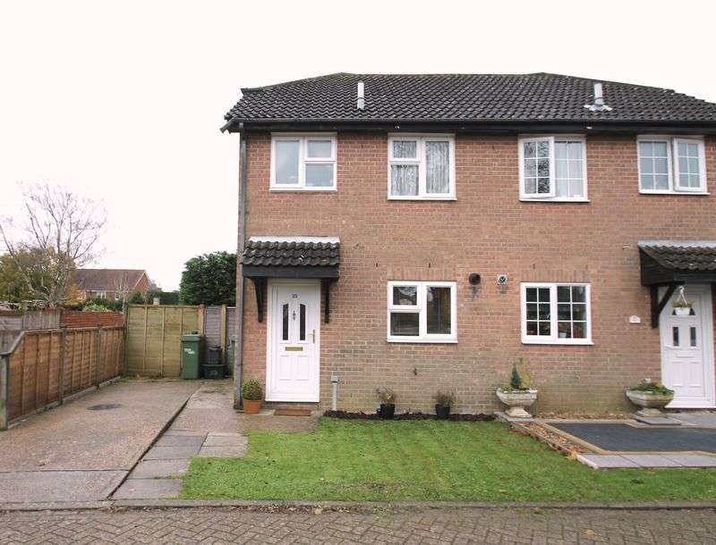 2 Bedrooms Semi Detached House for sale in HAWKINGE