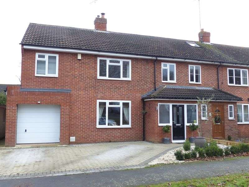 4 Bedrooms Semi Detached House for sale in Cookham - Westwood Green