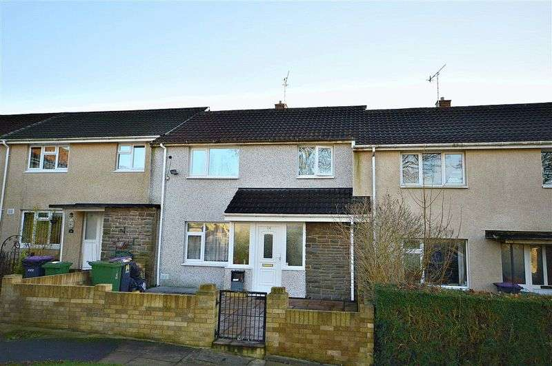 3 Bedrooms Terraced House for sale in Holly Lodge Road, Cwmbran