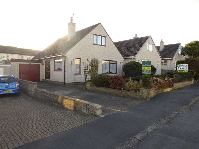 3 Bedrooms Detached Bungalow for sale in Ballahane Close, Port Erin
