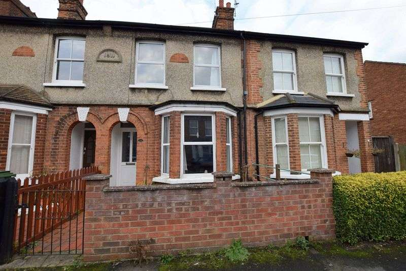 2 Bedrooms Terraced House for sale in Chiltern Street, Aylesbury