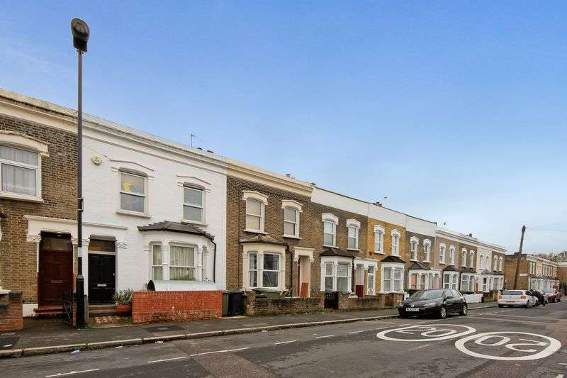 2 Bedrooms Terraced House for sale in Elverson Road, London