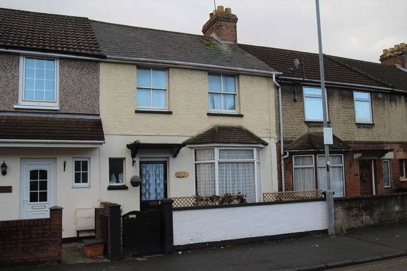 2 Bedrooms Terraced House for sale in 601 Ferndale Road, Swindon