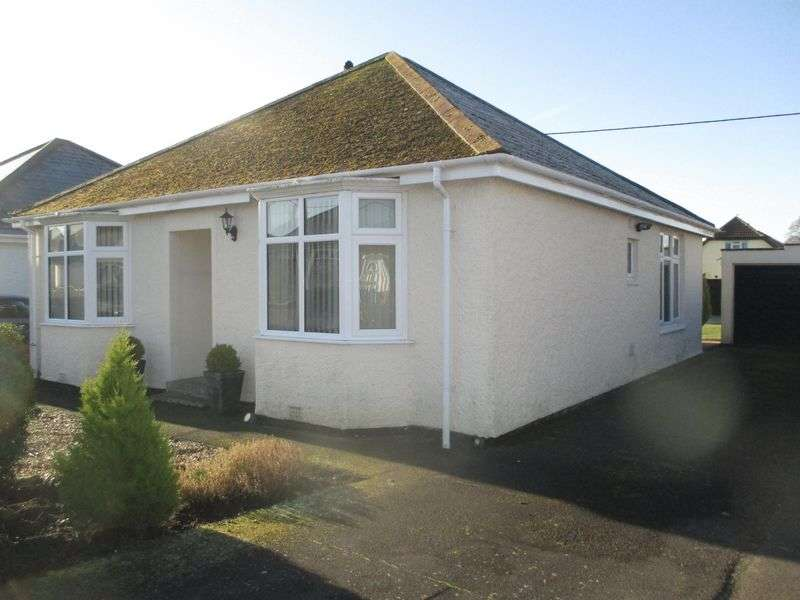 3 Bedrooms Detached Bungalow for sale in Danielsfield Road, Yeovil