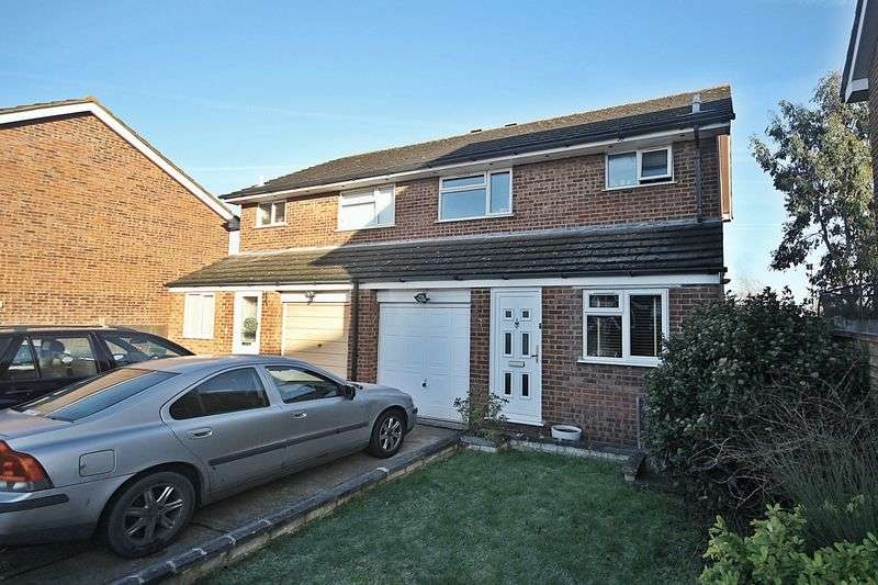 3 Bedrooms Semi Detached House for sale in Flitwick