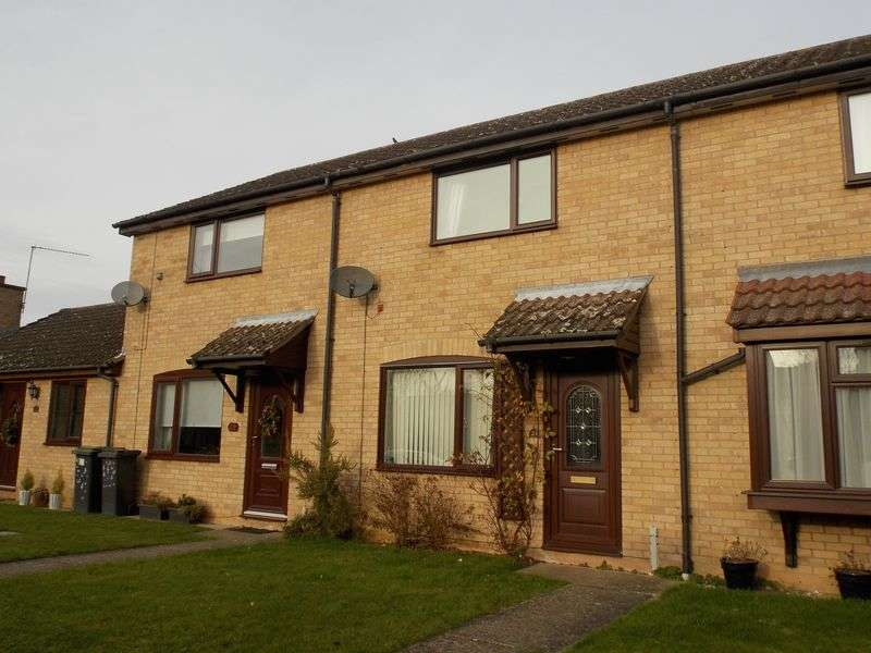 2 Bedrooms Terraced House for sale in William Armstrong Close, Elmswell
