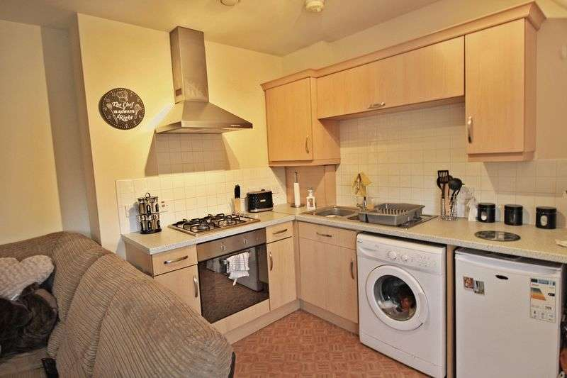 2 Bedrooms Flat for sale in Coppice Road, Walsall, West Midlands, WS9