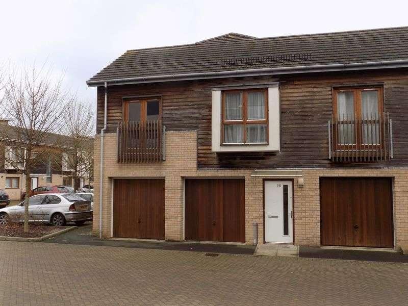 1 Bedroom Flat for sale in Cowleaze, Chippenham