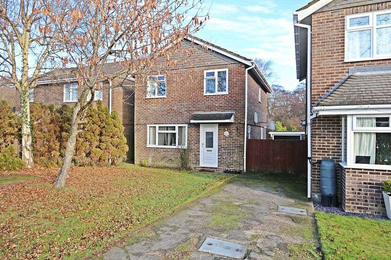 3 Bedrooms Detached House for sale in Oakwood Close, Warsash