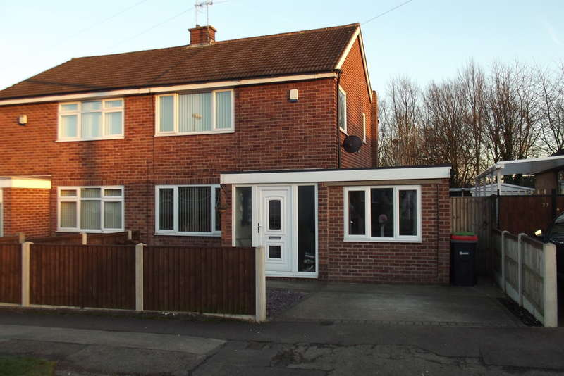 3 Bedrooms Semi Detached House for sale in Bestwood Road, Hucknall