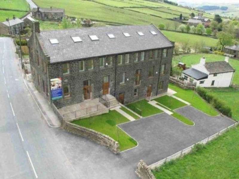4 Bedrooms Town House for sale in Billy Lane, Hebden Bridge, West Yorkshire, HX7