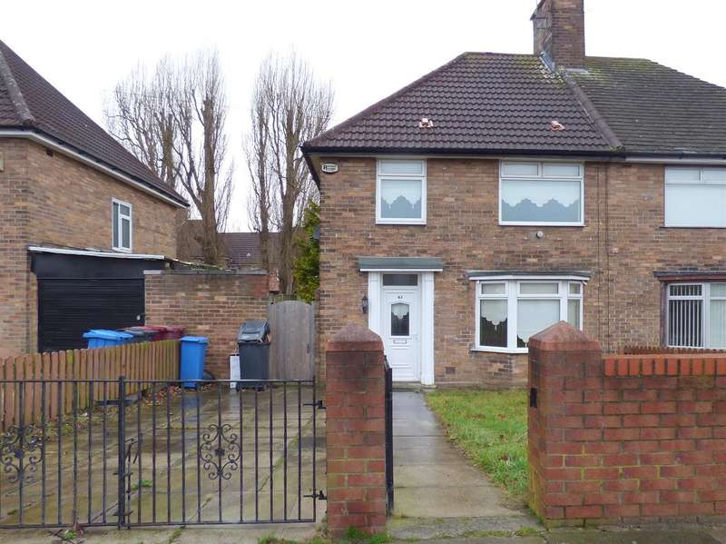 3 Bedrooms Semi Detached House for sale in Primrose Drive, Huyton, Liverpool