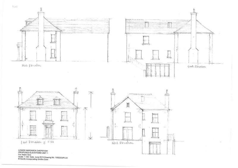 6 Bedrooms Plot Commercial for sale in Lower Hardwick, Chepstow