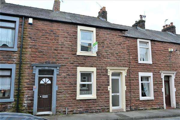 Terraced House for sale in Boyd Street, Maryport