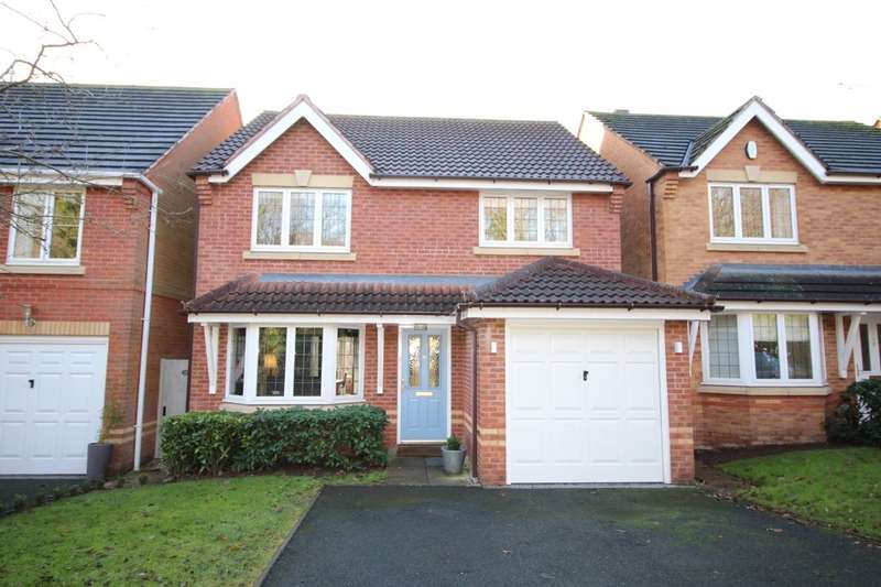 4 Bedrooms Detached House for sale in Old Stratford Road, Bromsgrove, B60