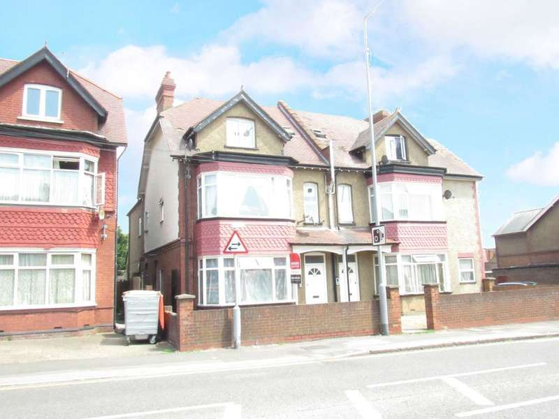 1 Bedroom Flat for sale in Dunstable Road, Luton, Bedfordshire, LU4 8JW