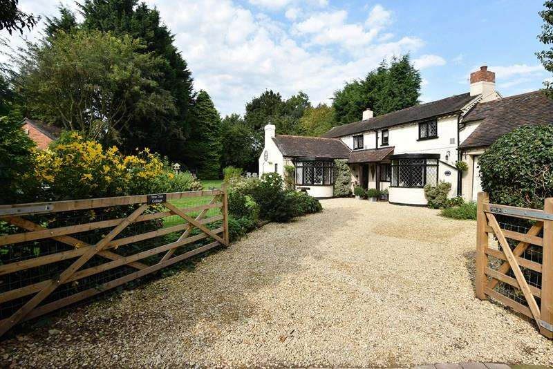 4 Bedrooms Cottage House for sale in Hinton Fields, Bromsgrove