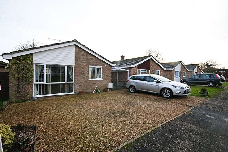 2 Bedrooms Detached Bungalow for sale in Frere Corner, Roydon, Diss