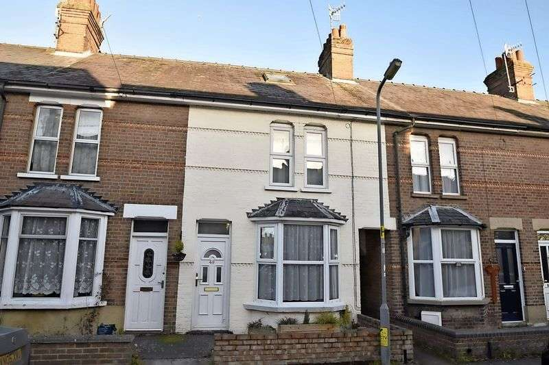 3 Bedrooms Terraced House for sale in Higham Road, Chesham