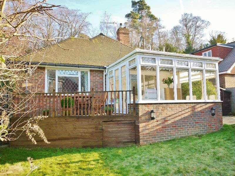 3 Bedrooms Detached Bungalow for sale in Ferndale, Tunbridge Wells