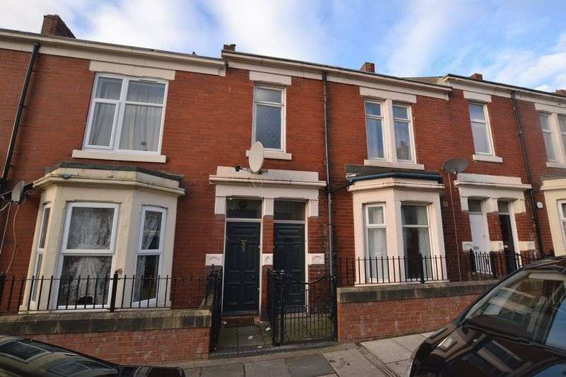 4 Bedrooms Flat for sale in Ellesmere Road, Newcastle Upon Tyne