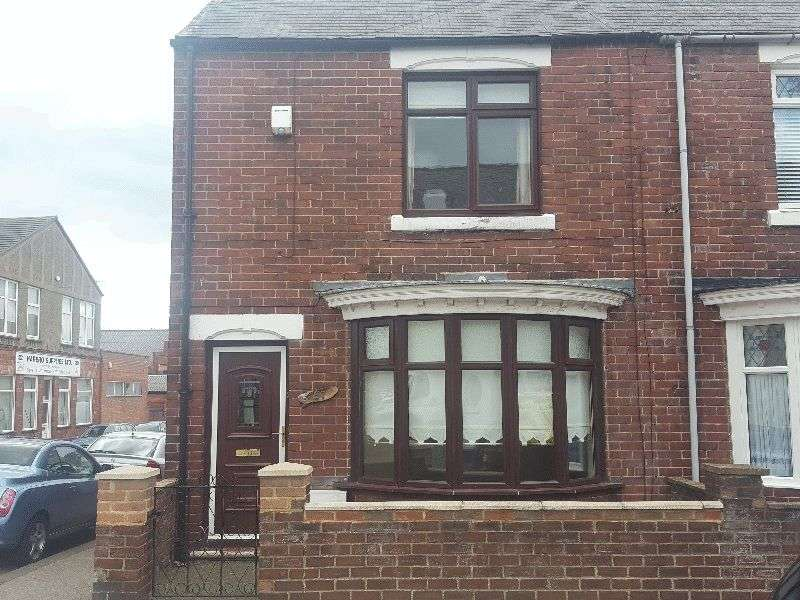 2 Bedrooms Terraced House for sale in Seymour Street, Bishop Auckland