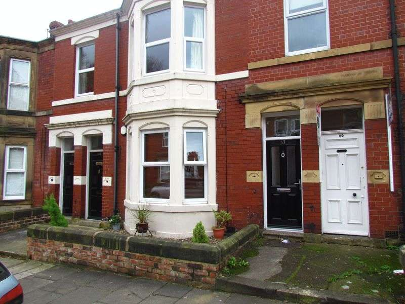 5 Bedrooms Flat for rent in Audley Road, Newcastle Upon Tyne