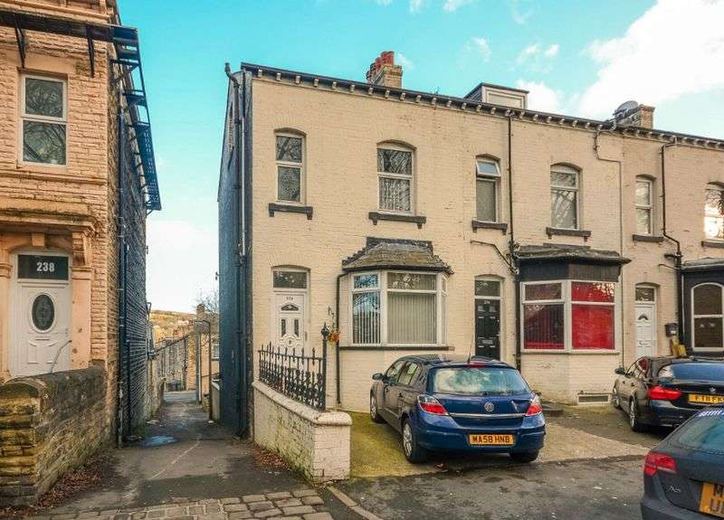 3 Bedrooms House for sale in Skipton Road, Keighley