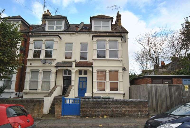 1 Bedroom Flat for sale in Ferrestone Road, Crouch End, N8
