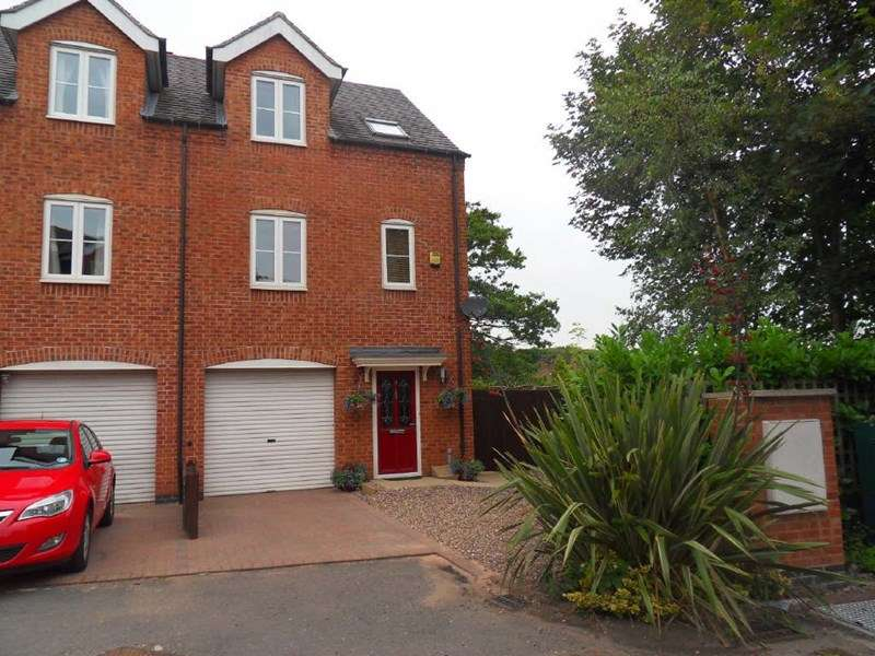 3 Bedrooms Semi Detached House for sale in Field View, Woodville