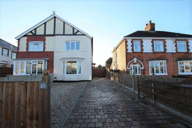 3 Bedrooms Semi Detached House for sale in BEELEY ROAD, GRIMSBY