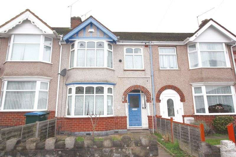 3 Bedrooms Terraced House for sale in Dennis Road, Wyken, Coventry