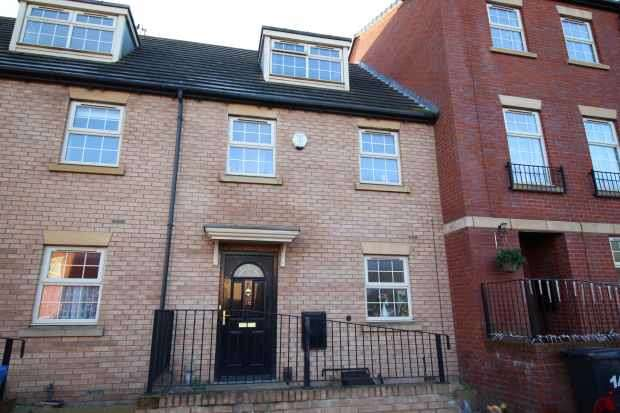 3 Bedrooms Terraced House for sale in Vulcan Street, Derbyshire, DE23 8ND