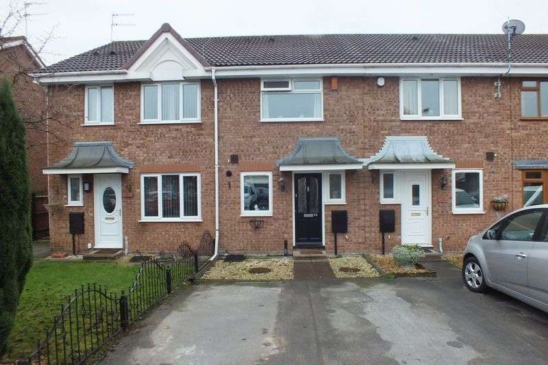 2 Bedrooms House for sale in Mill Hayes Road, Burslem, Stoke-On-Trent