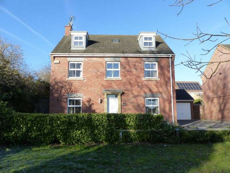 5 Bedrooms Detached House for sale in Morning Star Road, Daventry, NN11 9AA