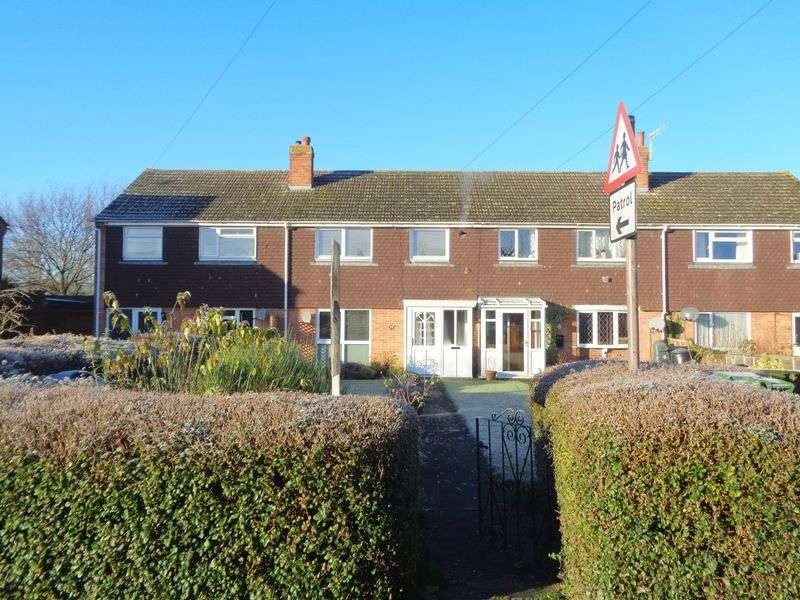 3 Bedrooms Terraced House for sale in Willersey Road, Badsey