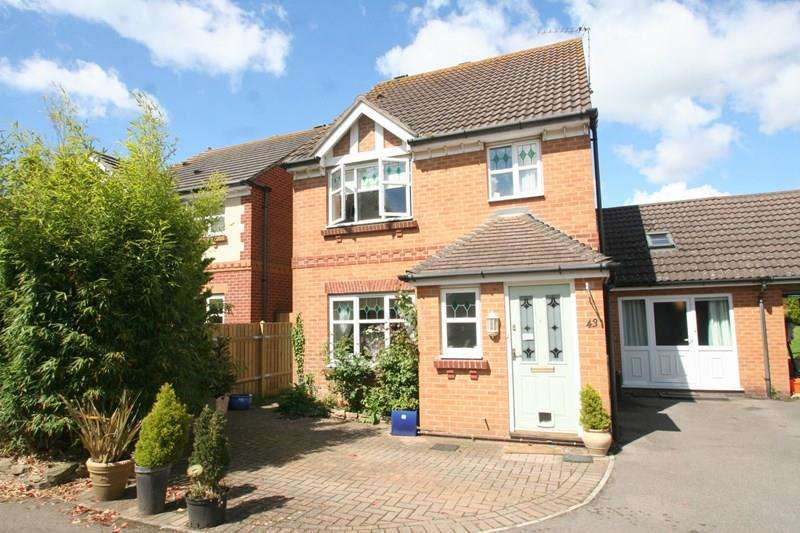 4 Bedrooms Link Detached House for sale in Tutor Close, Southampton